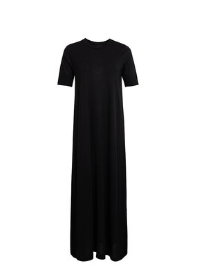 DRYKORN JANNIE DRESS BLACK