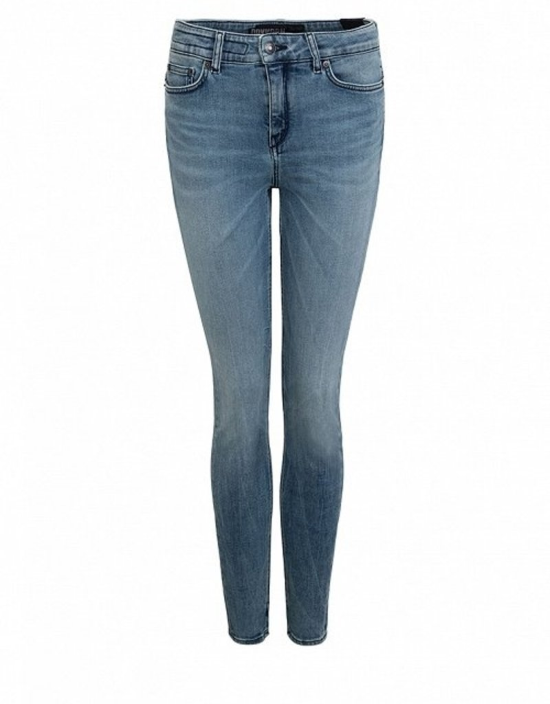 DRYKORN NEED 80564 W-TROUSERS MID BLUE