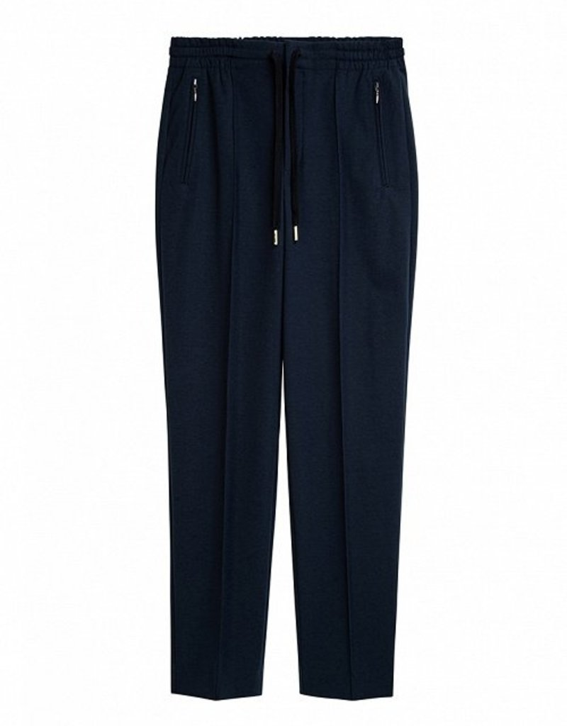 DRYKORN ACCESS W-TROUSERS BLUE