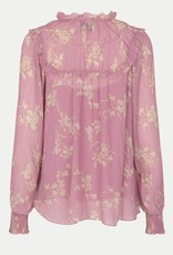 SECOND FEMALE MORIES BLOUSE LILAS