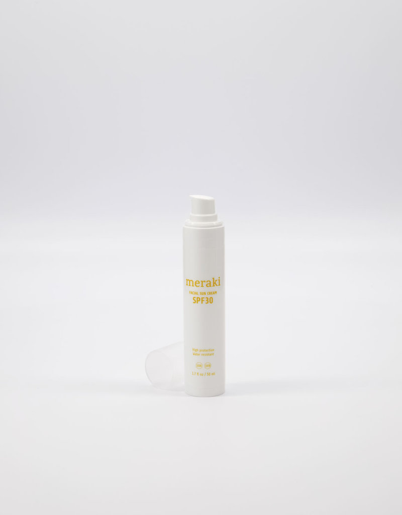 MERAKI FACIAL SUN CREAM MILDLY SCENTED SPF 30