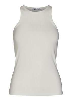 CO'COUTURE SINCLAIR TANK TOP WHITE