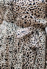 SECOND FEMALE SEVILLA MAXI DRESS BLACK