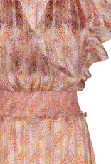 DANTE6 LUSCIOUS SNAKE PRINT DRESS
