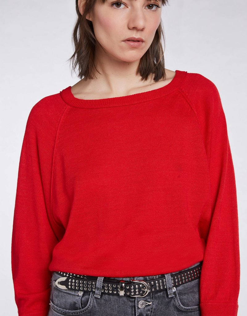 SET FASHION 73556 JUMPER CHINESE RED