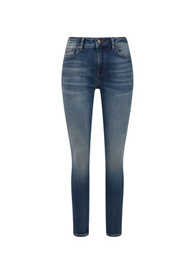 DRYKORN NEED W-TROUSERS MID BLUE