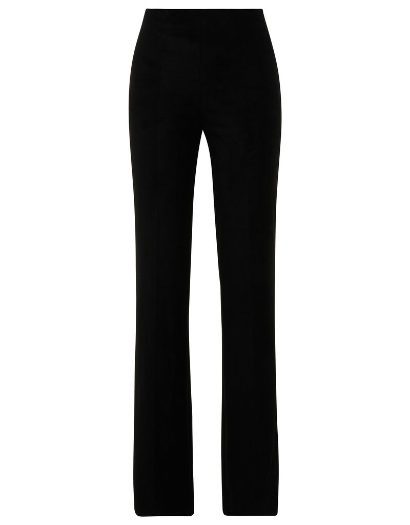 DRYKORN ALIVE W-TROUSERS BLACK