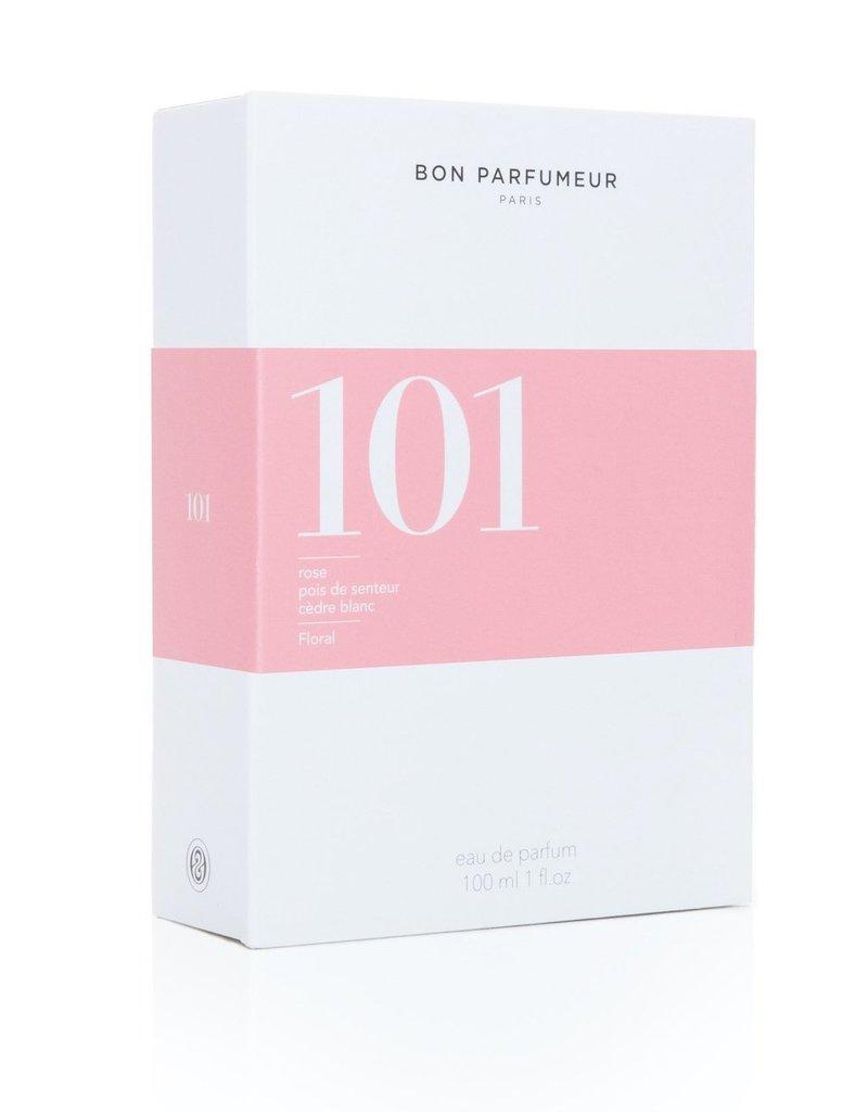BON PARFUMEUR 101 ROSE SWEAT PEA WHITE CEDAR