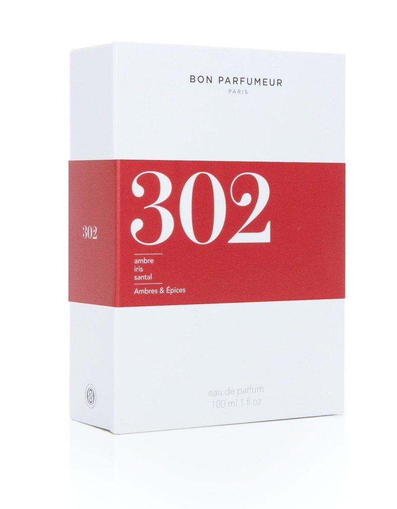 BON PARFUMEUR 302 AMBER IRIS SANDALWOOD