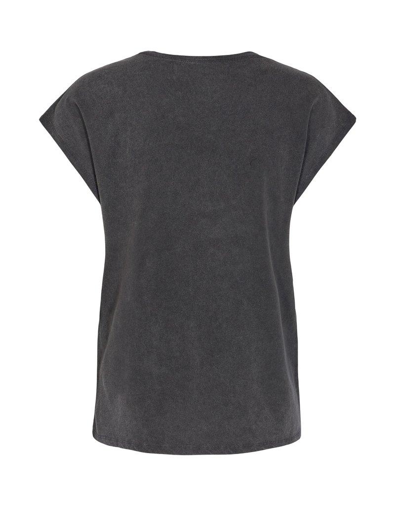 SOFIE SCHNOOR S213320 FIONA SHIRT BLACK
