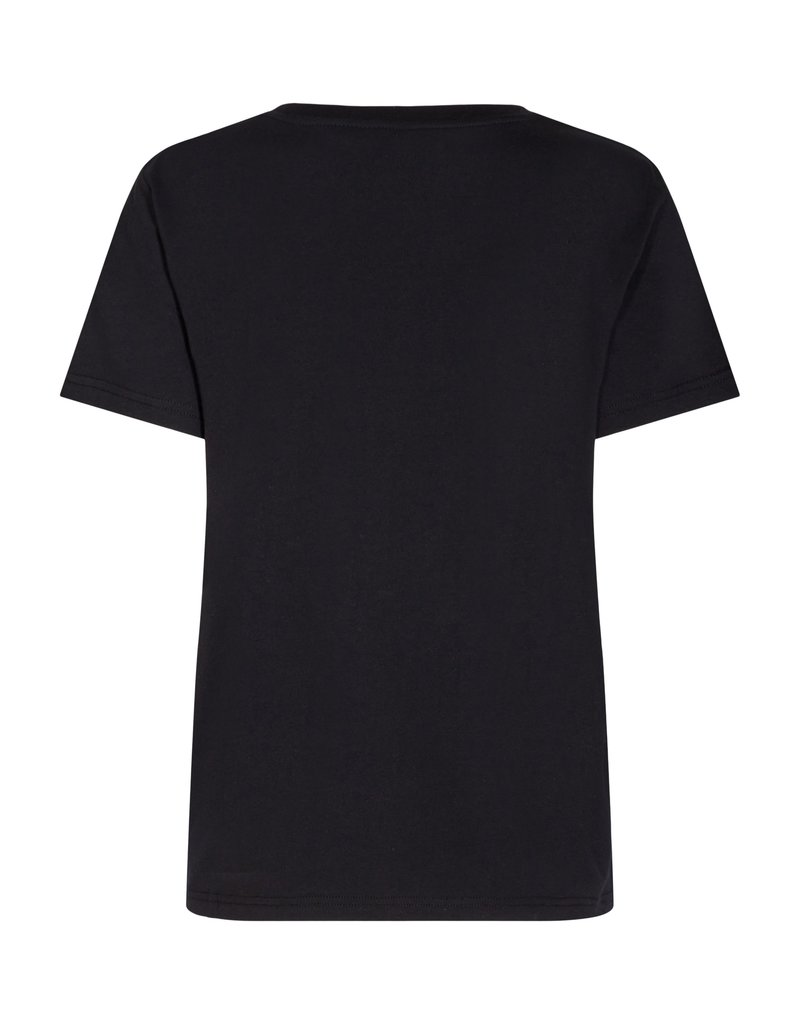 SOFIE SCHNOOR S213314 CADY SHIRT BLACK
