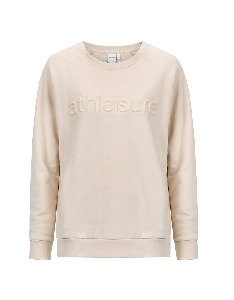 KNITTED MISTY SWEATER IVORY