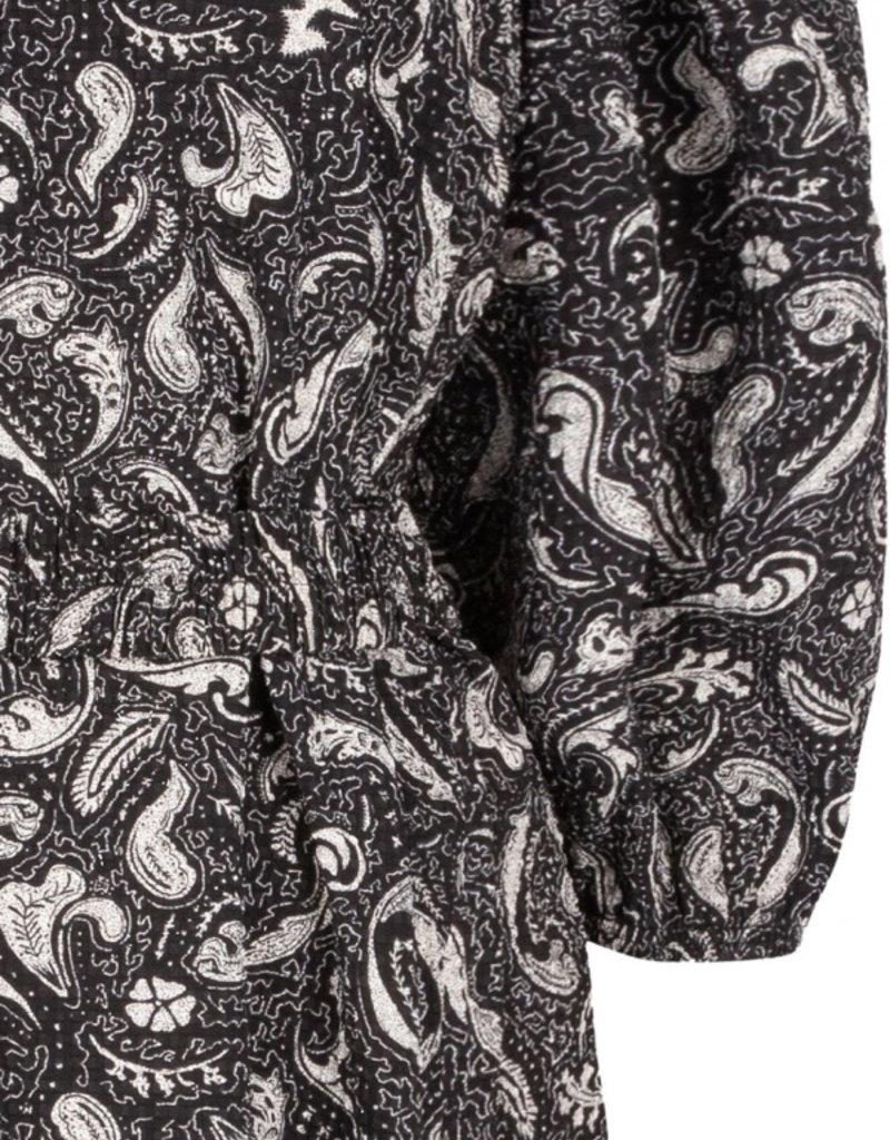 DANTE6 STEVIE PRINT DRESS RAVEN