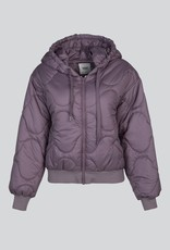 SUMMUM WOMAN 1s1032-11464 JACKET QUILTED MAUVE