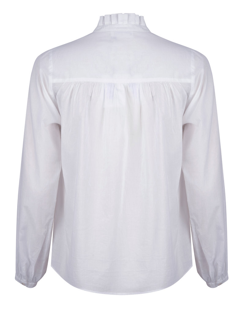 RUBY TUESDAY ISEBREE EMBROIDERED BRIGHT WHITE