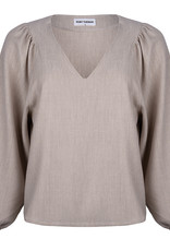 RUBY TUESDAY RHODE BLOUSE BEIGE