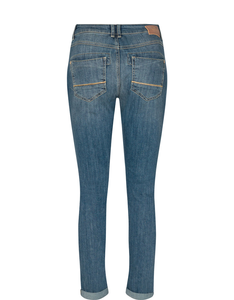 MOS MOSH NAOMI RELOVED JEANS BLUE