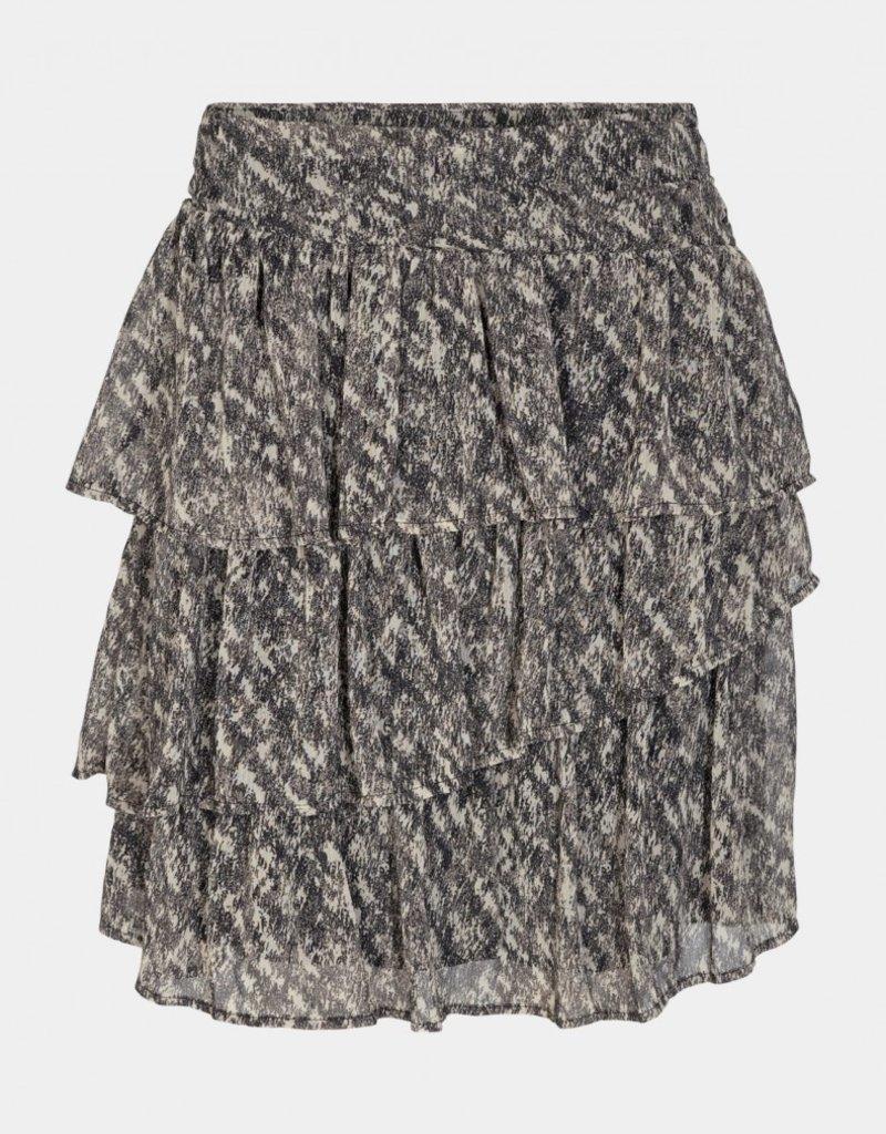 SOFIE SCHNOOR S213255 SHEALA SKIRT BLACK