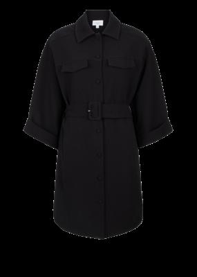 DANTE6 CHEVANNE DRESS BLACK