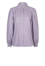 DANTE6 PERCEY BLOUSE FROST LILAC
