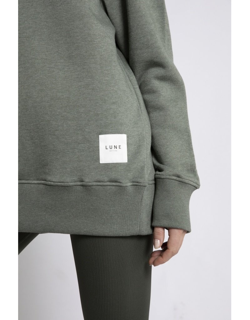 LUNE ACTIVE KYLIE SWEAT PINE GREEN