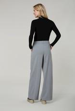 SUMMUM WOMAN 7s5529-7848 TURTLE NECK SWEATER BLACK