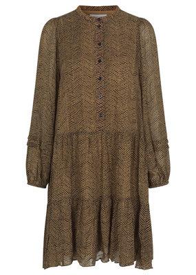 SECOND FEMALE SEVERINE DRESS BROWN