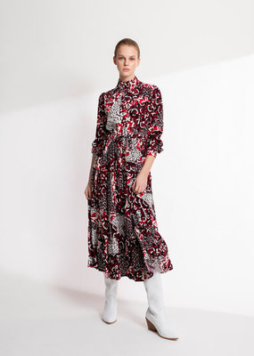 SUNCOO CAROLLE DRESS MULTI