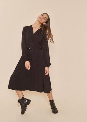 MOS MOSH VANNA CONSI DRESS BLACK