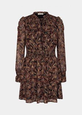 SOFIE SCHNOOR S214226 DRESS BLACK