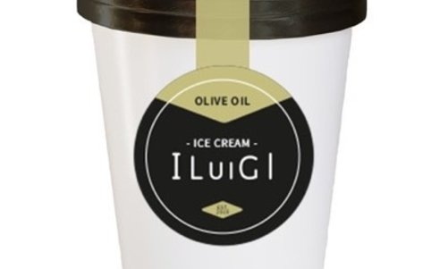 Iluigi - Olive Oil Ice