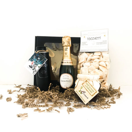 aperobox (online) met champagne