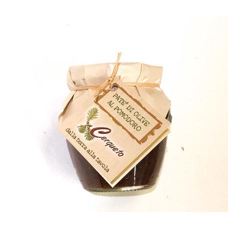 pate di olive al pomodore