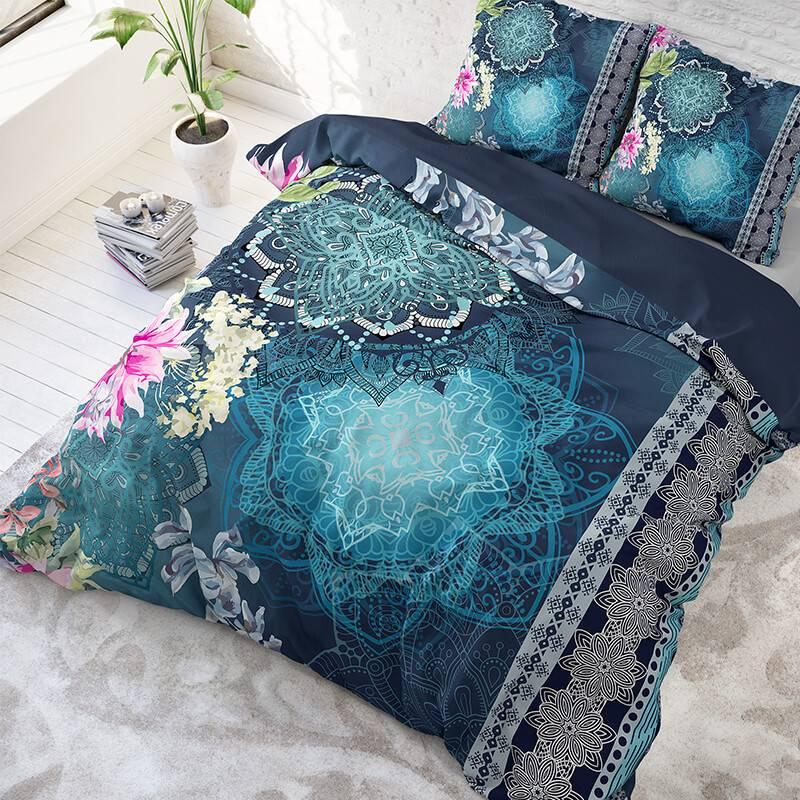 Sleeptime Elegance Luna Lits-jumeaux (240 x 220 cm + 2 kussenslopen) Dekbedovertrek