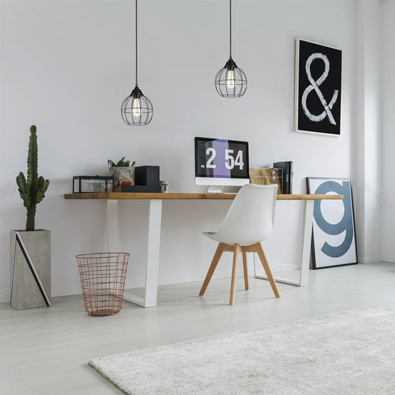 Lifa Living Lamp set - Lund - Zwart