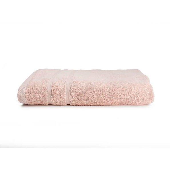 One Towelling Handdoek  - Bamboo - Zalm
