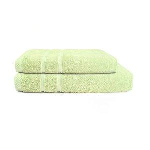 Handdoek - Bamboo - Olijf