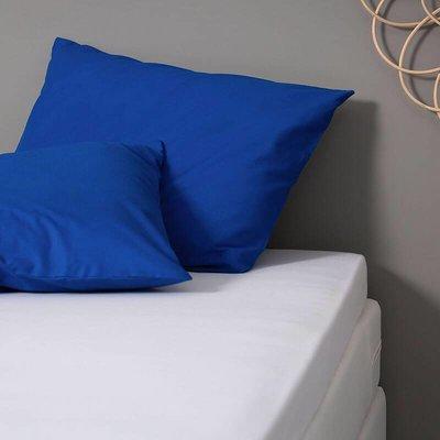 VOORDEELPACK: Verkoelende Katoenen Kussenslopen - Royal Blauw