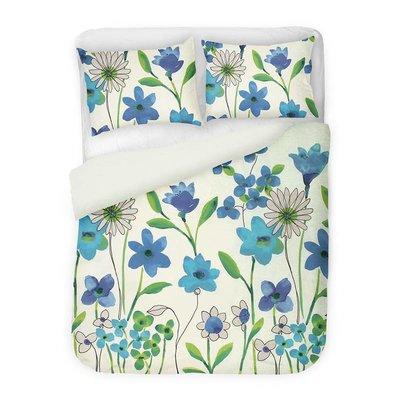 Fleurette - Blauw