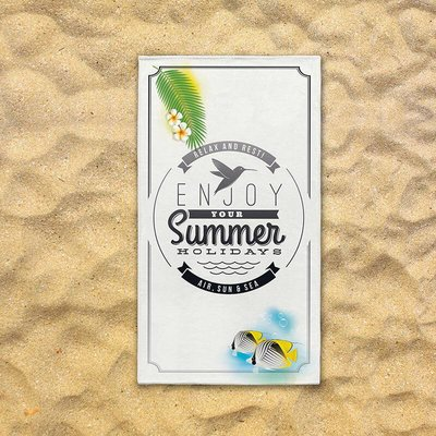 Strandlaken - Enjoy Summer