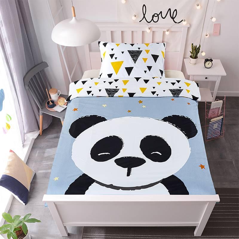 Productafbeelding voor 'Presence Panda Bear Dekbedovertrek'