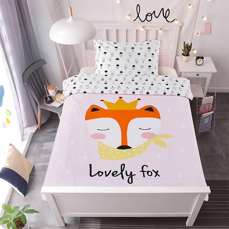 Productafbeelding voor 'Presence Lovely Fox Dekbedovertrek'
