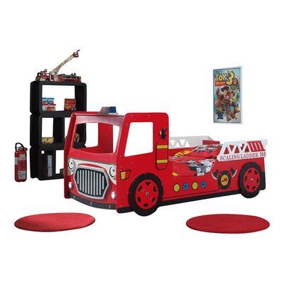 Fire Truck - Kinderbed