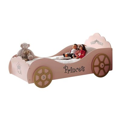 Pinky Car - Kinderbed