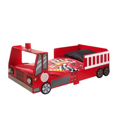 Fire Truck - Peuterbed