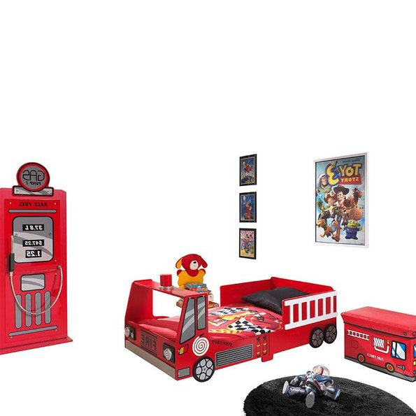Vipack Fire Truck - Peuterbed