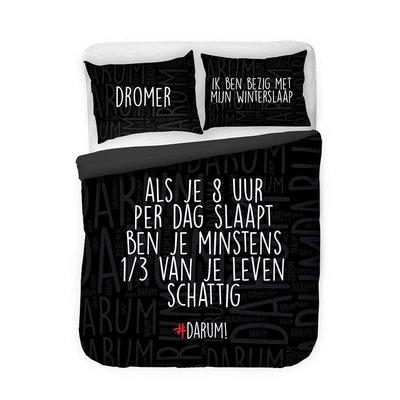 #DARUM! Schattige Slapers - Zwart