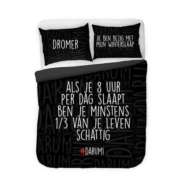 #DARUM! #DARUM! Schattige Slapers - Zwart