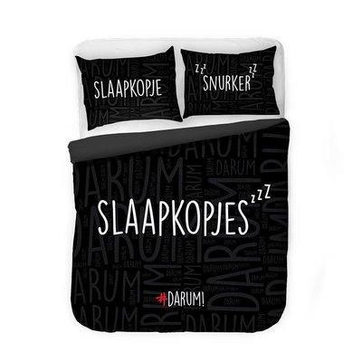 #DARUM! Slaapkopjes - Zwart