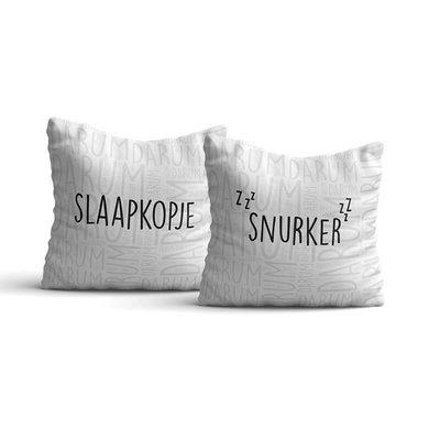 #DARUM! Slopen - Snurker - Wit